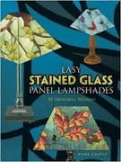 Easy Stained Glass Panel Lamps