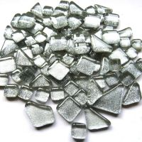 SoftGlass Glitter Hopea Mix, Silver Bells